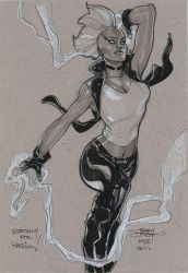 Storm NYCC 2012 by TerryDodson