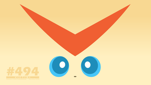 Victini by WittNV
