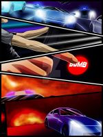 Street Racer Game Comics (p.3) by AngelInWutherland