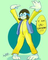 DENDY IS UNCOMFORTABLE by Anomal0