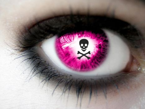 Poisonous Pink by DarkCreations