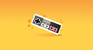NES Background by oober-zombie