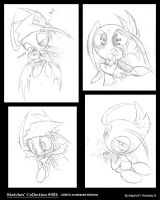 Sketches' Collection 003 by Adept-eX