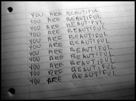 you are beautiful by flatlinepulse