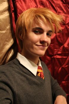 Fred Weasley by Soul-Lux