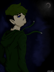 Jacksepticeye Is No More by AntiLucky
