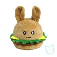 Hamburger Bun by kimchikawaii