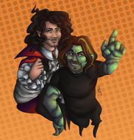 Ghoul Grumps by Lorinvix