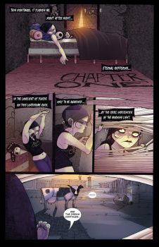 I'm So Goth! pg. 001 by JeremyTreece