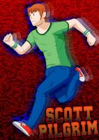 Scott Pilgrim by Superjustinbros