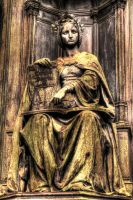 Golden justice by EllieFragile