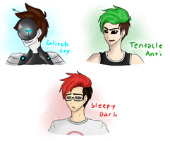 Counterpart Headshots by TankySina