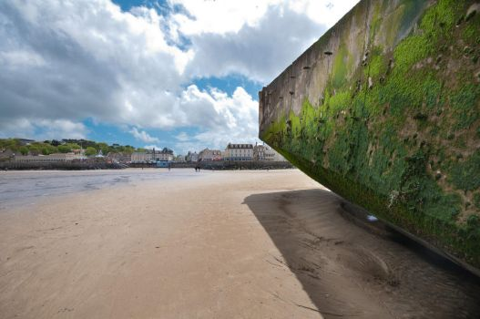 Arromanches by theCrow65