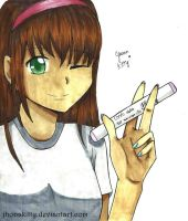 Copic Markers! by jhonakitty