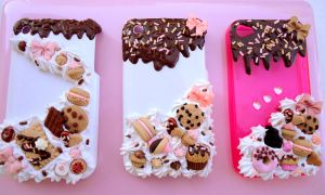 Sweet Iphone Cases by PinkCakes