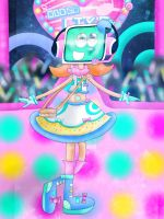 Robot idol stage [Pop'n Music] by the01angel