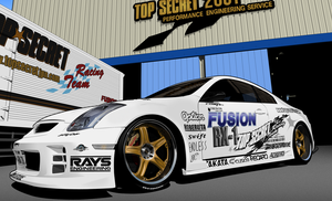 Top Secret Skyline V35 GT-R by me-myself