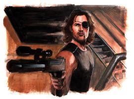 The name is 'Plissken'. Color by Mooneyham