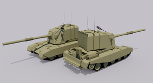 Cyclops Turreted Tank Destroyer by TheoComm
