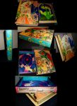 Tale as Old as Time Book Box by InkArtWriter