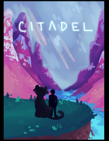CITADEL/ Cover Page by wqlf
