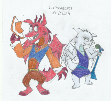 the dragons do not dance by yogelis