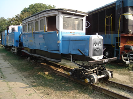 Simla the Mountain Railcar by CCB-18