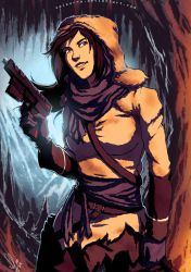 #001 Rise of Tomb Raider by SolKorra