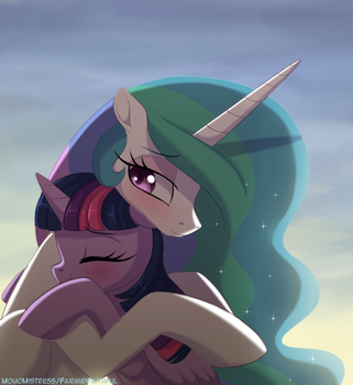 In Her Embrace by MomoMistress