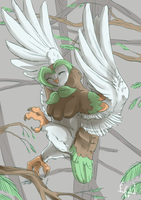 Dartrix. by Routaporo