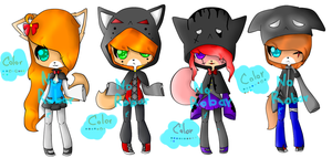 Adoptables 43 by liliVampire