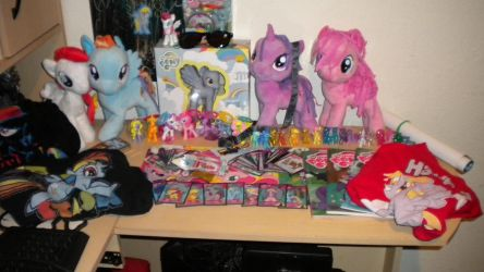 MLP Collection by izze-bee