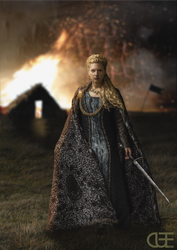 You don't mess with Lagertha by uecue