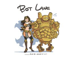 bot lane by jodybom
