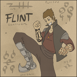 Flint ICON by chevy1616