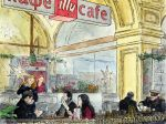 State Department Store, a cafe by Vokabre