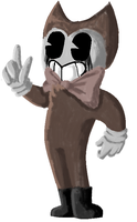 Heyo!,here Is Your Pal Bendy! by Mialindlen-son