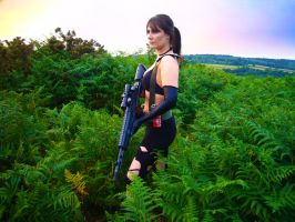 Quiet Metal Gear Solid 5: The Phantom Pain by IXISerenityIXI