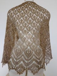 Juliet's Shawl by FearlessFibreArts