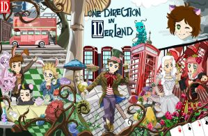 One Direction in 1Derland by OneDirectionFanJohn