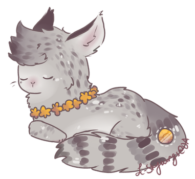 Sleepy Kalon - Commission by Le-Skywings