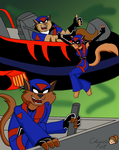 SK: The SWAT Kats by DivineSpiritual