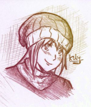 just a sketch by onigiri-cchaaan