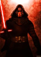 Kylo Ren!! by geosis093