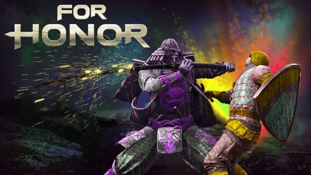 For Honor sparks by LordMaru4U