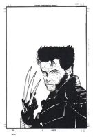 Wolverine by julionieto