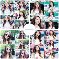 Photopack #17 Minah ( Girl's Day ) by IAmExotic