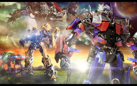 Transformers by RikenProductions