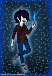 Adventure Time- Marshall Lee by I-Luv-Emoboys