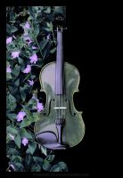 GreenLoviolin by Intolerant-InLove